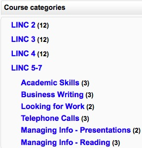 Free open EDU LiNC courseware