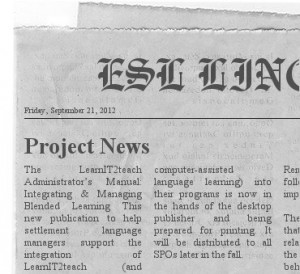 ESL LINC Digital News